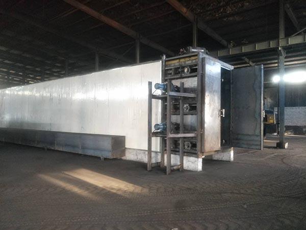 德州高品质工业烘干机设备批售|型煤压球机生产线