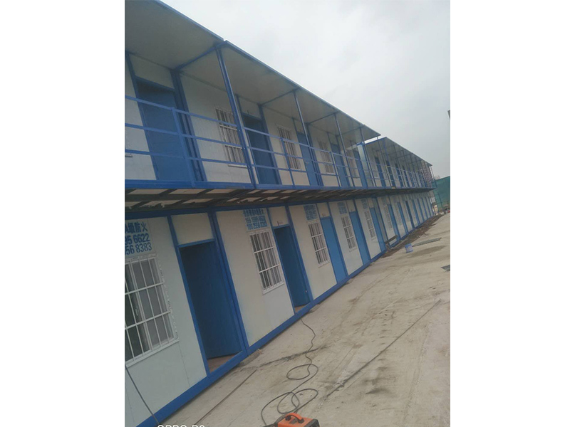 住人集装箱房每平方米价格-郑州住人集装箱房
