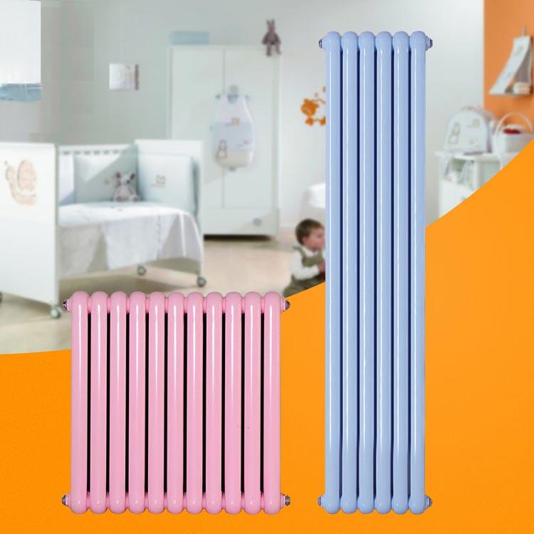 鋼制柱形散熱器
