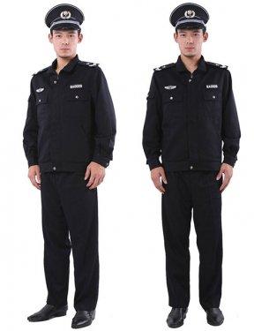 夏季保安服定制-北京市具有口碑的制服供应商
