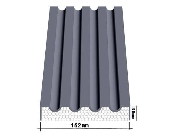 EPS构件线条 轻质保温板温泡沫EPS水泥外墙檐口装饰线条厂