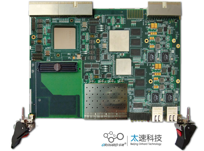 5-C6678CPCIe高性能處理平臺