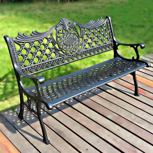 压铸铝户外椅生产厂家