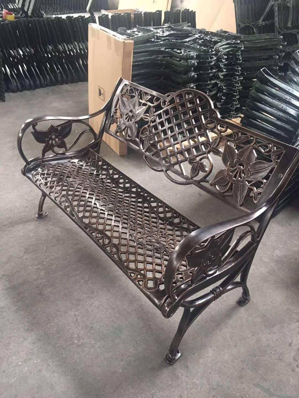 壓鑄鋁戶外椅生產廠家-北京壓鑄鋁戶外椅加工定做