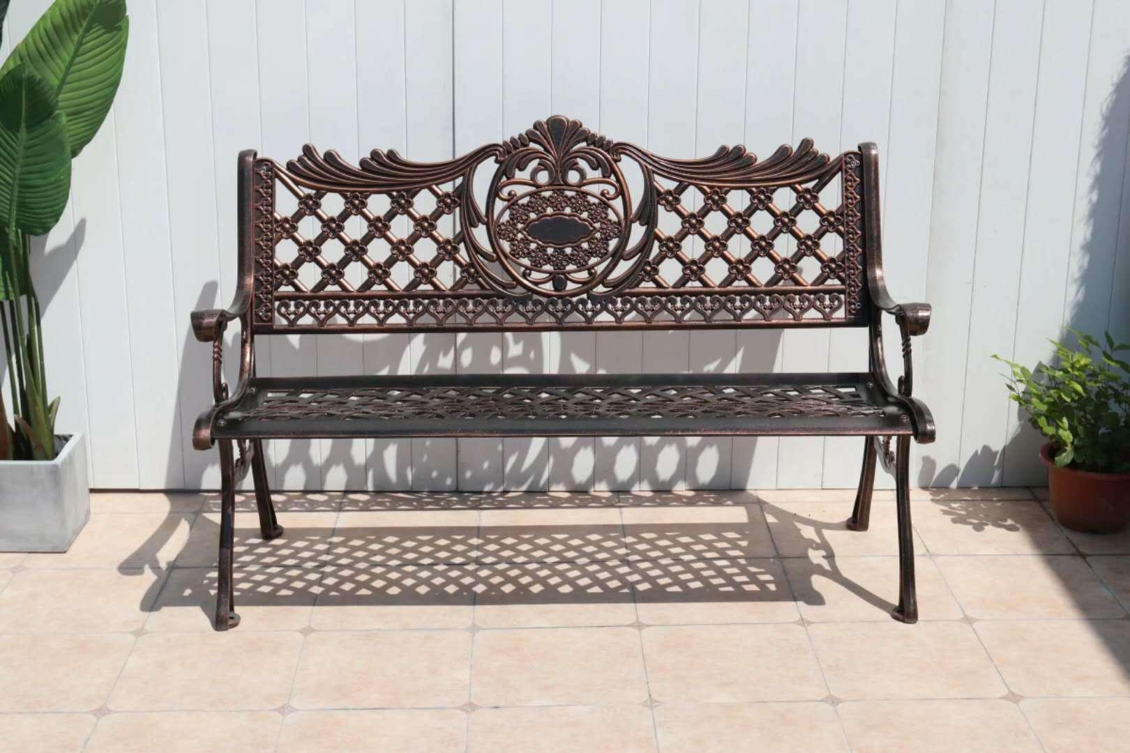 辽宁压铸铝户外椅批发厂家-品质好的压铸铝户外椅哪里买