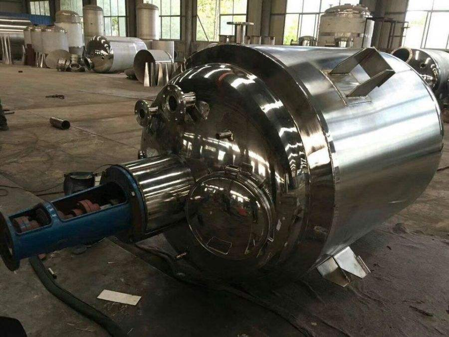 元濤【等你來】碳鋼反應釜、搪玻璃開式反應釜供應商、價格