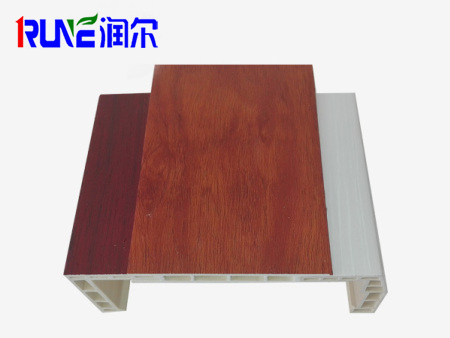 环保木塑门套厂家|河北润尔木塑优惠的木塑门套供应