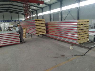 西藏岩棉板供应-西藏彩钢板价格-西藏彩钢板批发