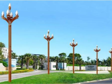 甘肅太陽能路燈銷售-平涼太陽能庭院燈廠家