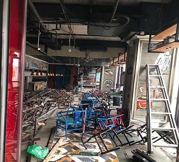 西安室内外拆除专业团队-专业的破碎拆除就在久恒机械