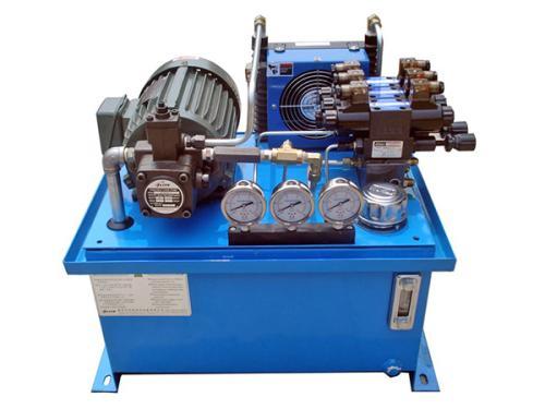 宁夏液压设备-银川液压设备定做厂家-巧工匠