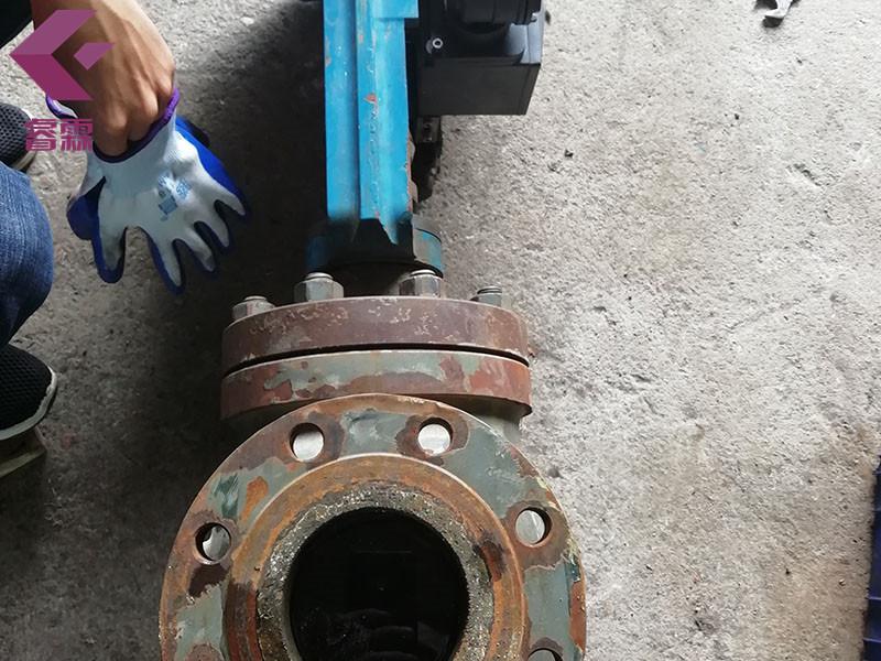 手轮调节阀维修-哪家调节阀维修保养技术好