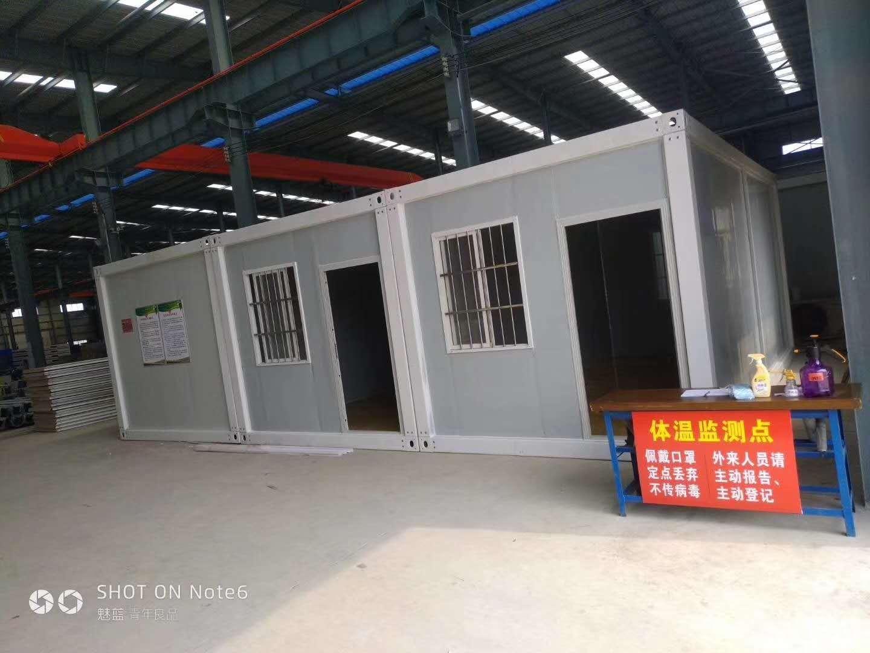 售卖住人集装箱-供应武汉市好用的住人集装箱