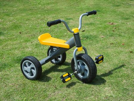 儿童旋转脚踏车哪家好-童众玩具优良的儿童三轮脚踏车供应