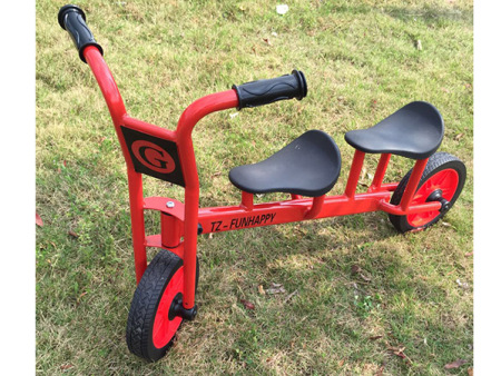 儿童三人脚踏车哪家好-可信赖的儿童三轮脚踏车生产企业