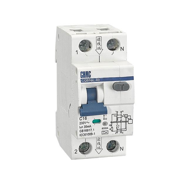 四川电子式断路器-大量供应高性价漏电保护断路器