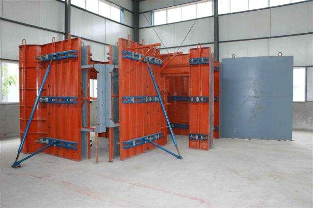 甘肅房建鋼模板-口碑好的房建鋼模板廠商