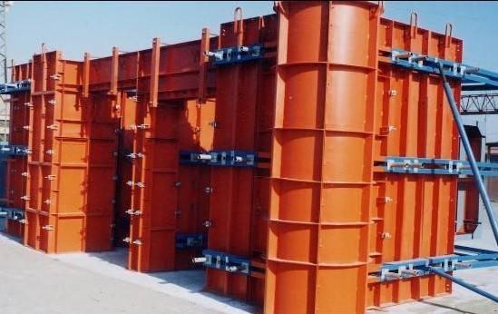 蘭州非標平面模板_選購房建鋼模板認準蘭州耀德機械設備制造