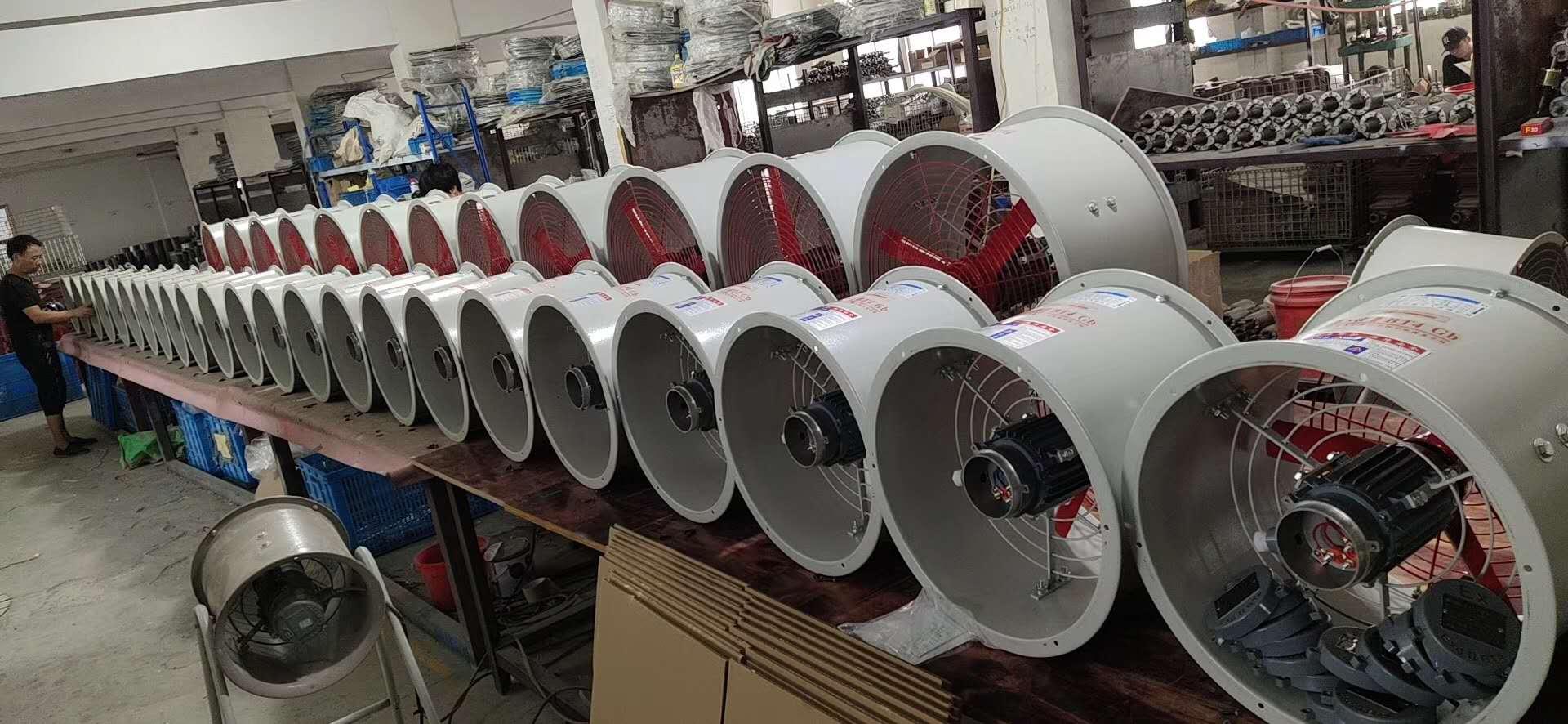 巫山防爆轴流风机_益拓空调高性价防爆轴流风机出售