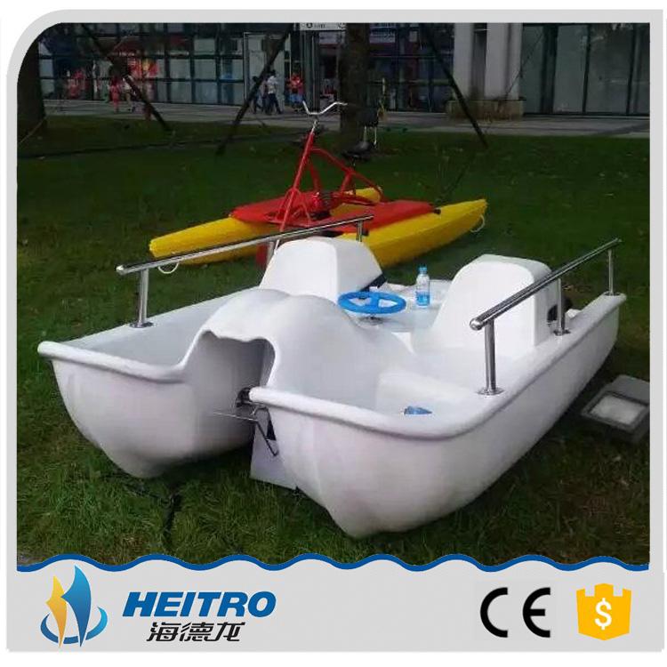 大黃鴨電動船-日照腳踏船-泰安腳踏船