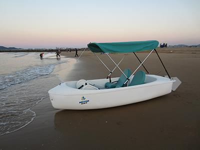 大黃鴨電動船-煙臺腳踏船-棗莊腳踏船