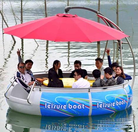 揚州腳踏船-南通水上自行車-宿遷水上自行車