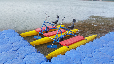 脚踏船 电动船