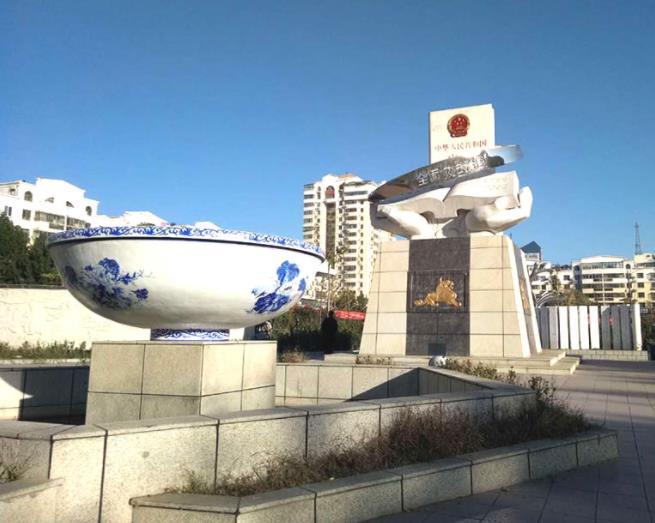 南陽景觀雕塑 可定制景觀雕塑 設計制作一體服務