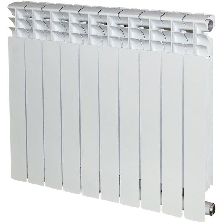 UR7003壓鑄鋁散熱器家用-壓鑄鋁散熱器定制