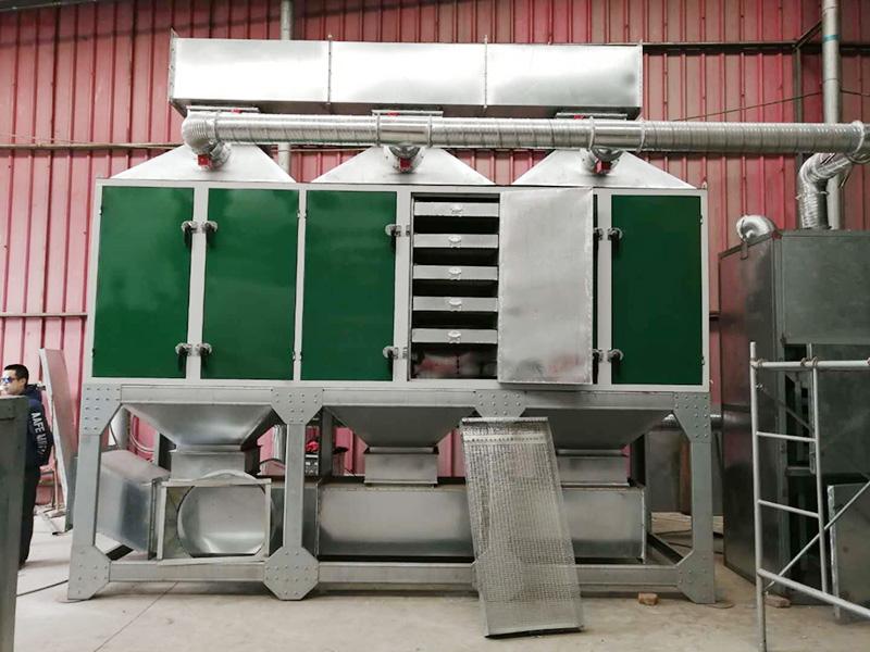 讯达环保供应高质量的催化燃烧设备_催化燃烧设备定做