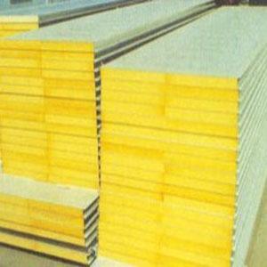 白银玻璃丝棉彩钢板-新疆钢结构价格-新疆彩钢活动板房