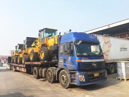 青州至布尔津全境专线物流-青州至和静全境车队运输往返
