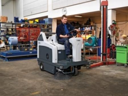 專業的哈爾濱洗地機制作商 哈爾濱駕駛式洗地機