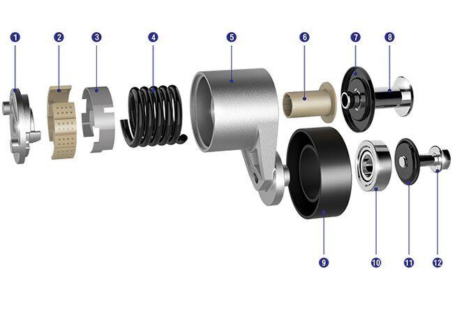 天纳福怎么样-高品质的发动机张紧轮在哪能买到