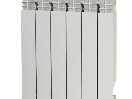 UR7006压铸铝暖气片