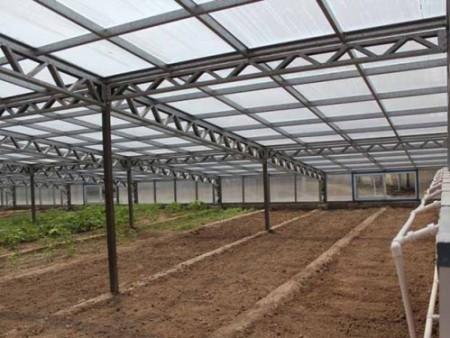银川pc板温室大棚承接-潍坊市高性价阳光板温室哪里有供应