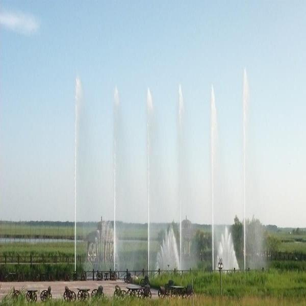 黑龙江喷泉设备-知ming的哈er滨喷泉经销shang