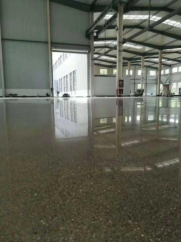 广西环氧树脂地坪漆,贺州市压膜地坪