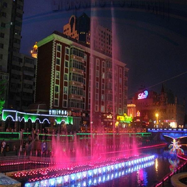 黑龙江庭院景观设计-口碑好的哈尔滨音乐喷泉尽在哈尔滨立成景观