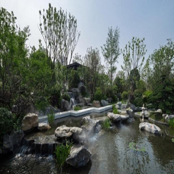 黑龙江音乐喷泉-专业的哈尔滨园林景观设计服务商