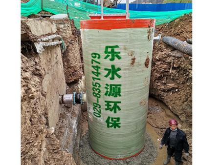 一體化泵站價位-西安耐用的一體化預制泵站批售