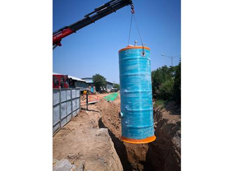 一体化泵房价位-西安哪里有供应实用的一体化预制泵站