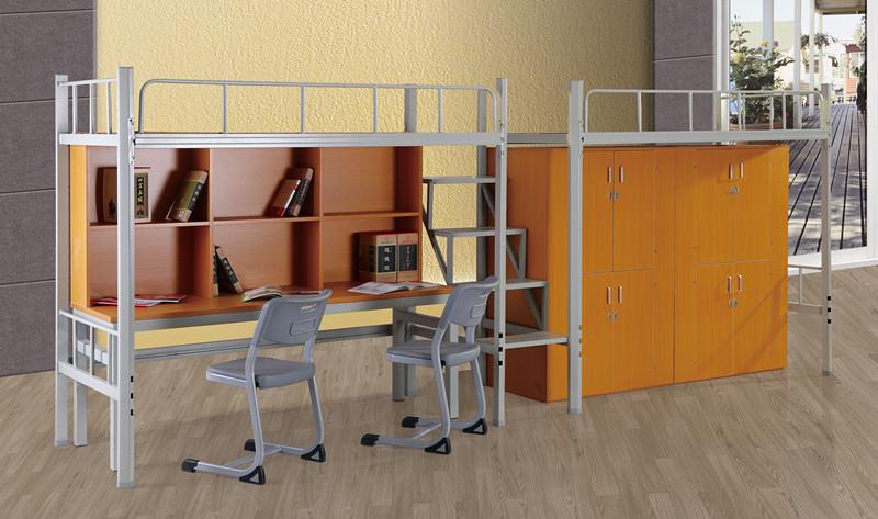 個性公寓鐵架床-鐵架床哪里買-鐵架床哪里找