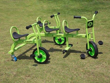 永嘉幼儿园双人脚踏三轮车-温州物超所值的儿童童车供销
