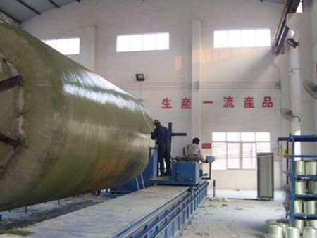 潍坊玻璃钢化粪池缠绕机-潍坊玻璃钢化粪池缠绕机成套设备
