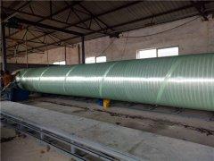 江苏玻璃钢烟囱缠绕机-北京玻璃钢烟囱缠绕机厂家