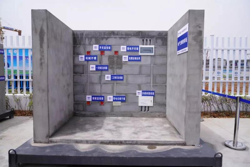 工法樣板安裝就找杰力建筑公司_廣西工法樣板設計