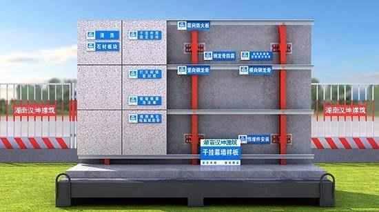 可靠的工法样板安装就在杰力建筑,贵州厨卫样板展示