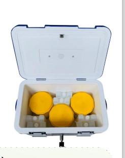 廈門熱賣生物安全運輸箱提供商-秀山土家族苗族A類生物安全運輸箱
