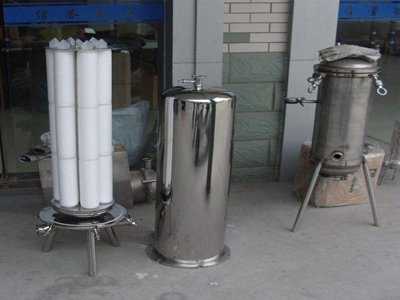 精密过滤器供销商-云南文诺供应价格合理的过滤器
